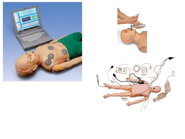 HLW Phantome und AED Trainer