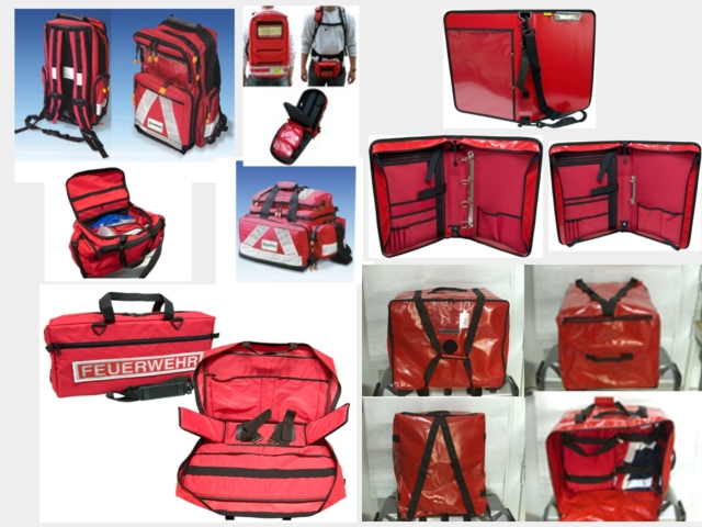 Dokumententasche, Organizer, Tablettasche, Schlüsseltasche, Notfalltasche, Notfallrucksack, Notfallkoffer, Klemmbrett, Bootstasche, Sportrucksack,