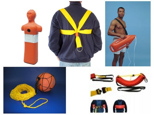 Rettungsschwimmausbildung, Rettungsgurt, Rettungsboje, Gurtretter, Rettungsschlinge, Rettungsleine,
