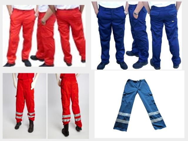 Berufshose, Warnschutzhose, Arbeitshose, Herrenhose, Damenhose, Latzhose,