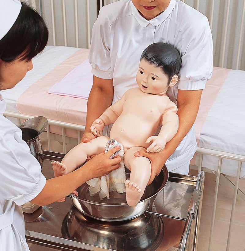 Säuglings-Krankenpflegepuppe