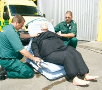 Rettungspuppe, Bariatric Rescue Suit
